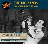 The Big Bands on One Night Stand, Volume 3