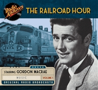 The Railroad Hour, Volume 1
