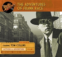 The Adventures of Frank Race, Volume 1