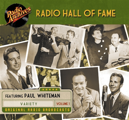 Radio Hall of Fame, Volume 1