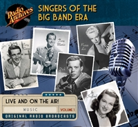 Singers of the Big Band Era, Volume 1