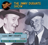 The Jimmy Durante Show, Volume 1