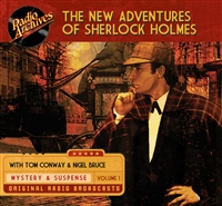 The New Adventures of Sherlock Holmes, Volume 1