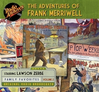The Adventures of Frank Merriwell, Volume 2