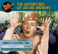 The Adventures of Archie Andrews, Volume 1
