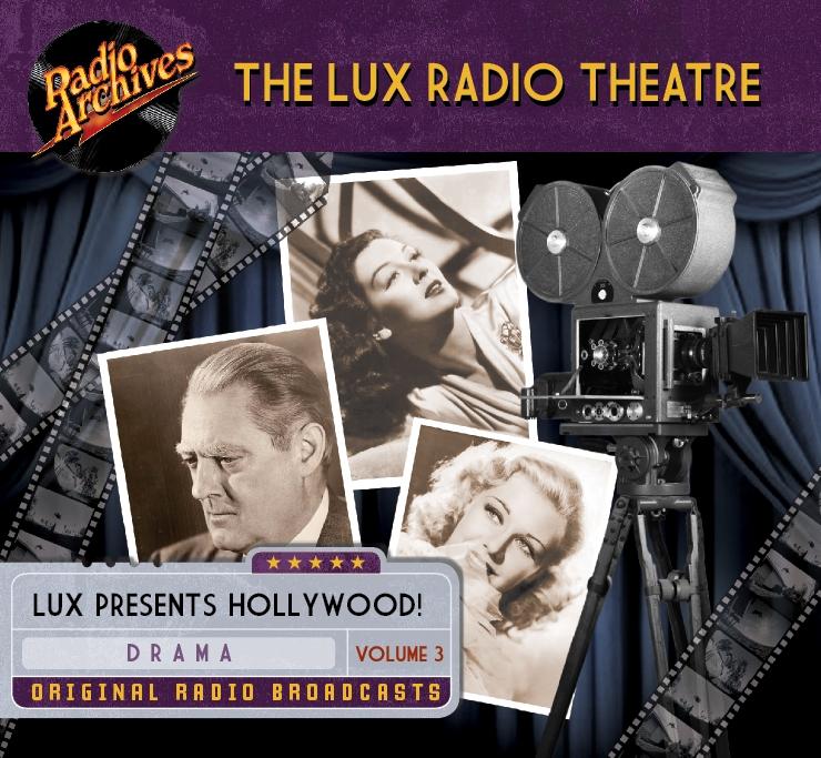 Lux radio theatre lighthearted fare.