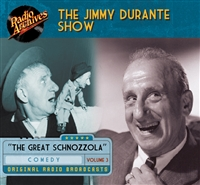 The Jimmy Durante Show, Volume 3
