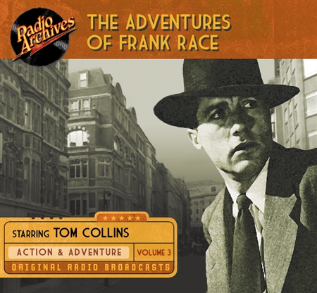 The Adventures of Frank Race, Volume 3