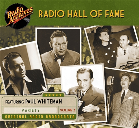 Radio Hall of Fame, Volume 2 - 9 hours