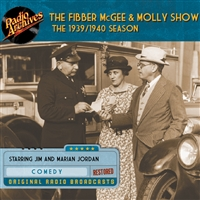 The Fibber McGee and Molly Show, The 1939/1940 Season