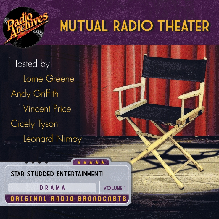 Mutual Radio Theater, Volume 1 - 20 hours [Audio CDs] #RA241