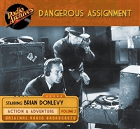 Dangerous Assignment, Volume 2