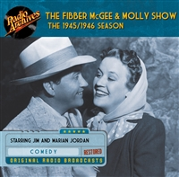 The Fibber McGee and Molly Show, The 1945/1946 Season