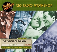 CBS Radio Workshop, Volume 1