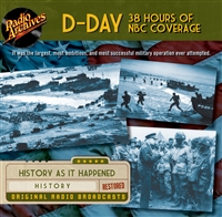 D-Day 38 Hours of NBC Coverage
