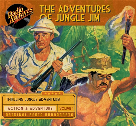 The Adventures of Jungle Jim, Volume 1