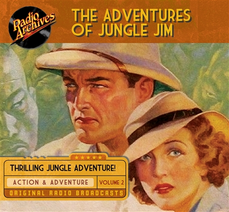 The Adventures of Jungle Jim, Volume 2