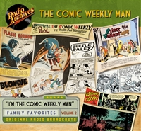 Comic Weekly Man, Volume 2