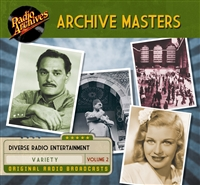 Archive Masters, Volume 2