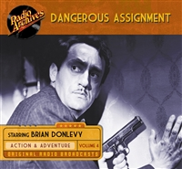 Dangerous Assignment, Volume 4
