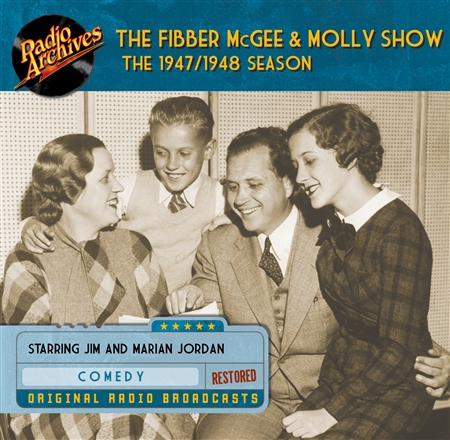 The Fibber McGee and Molly Show, The 1947/1948 Season
