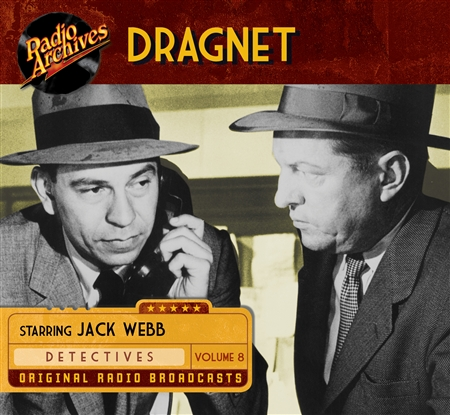 Dragnet, Volume 8
