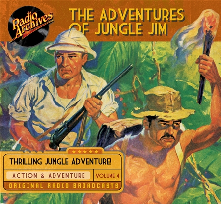 Adventures of Jungle Jim, Volume 4