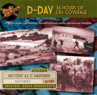 D-Day 34 Hours of CBS Coverage