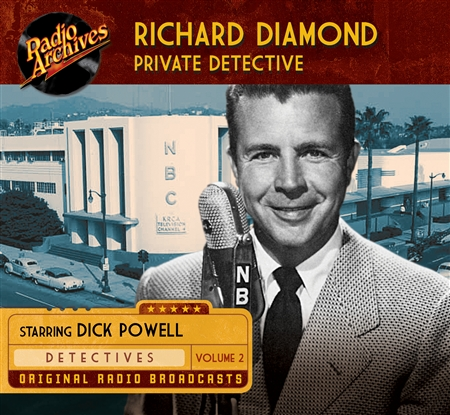 Richard Diamond, Private Detective, Volume 2