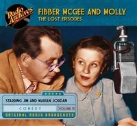 Fibber McGee and Molly - The Lost Episodes, Volume 15