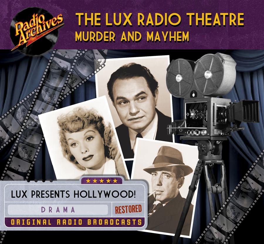 The lux radio theatre, volume 1.