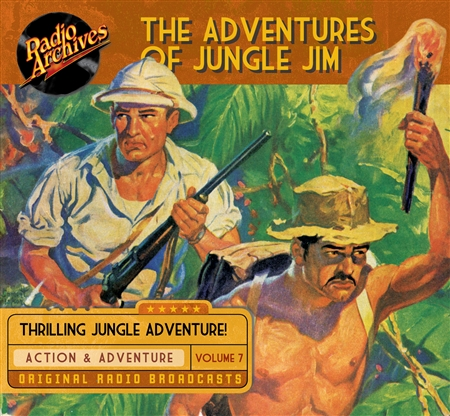 The Adventures of Jungle Jim, Volume 7