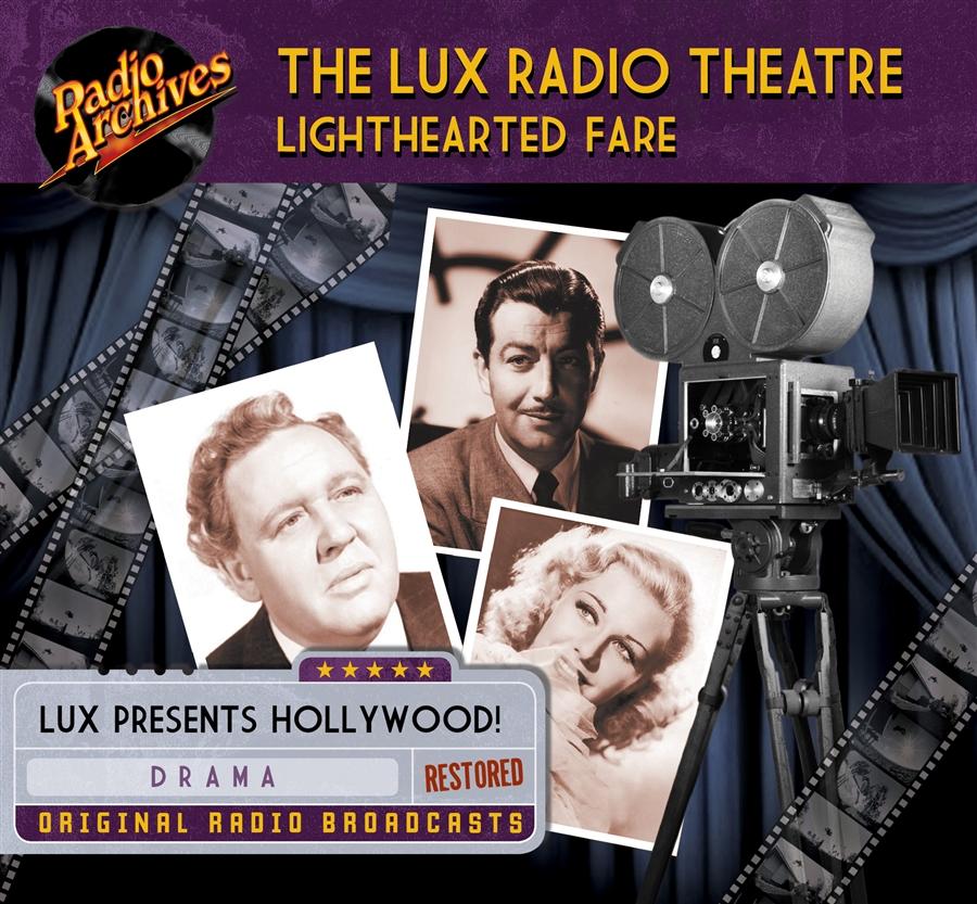 Lux radio theatre comedians.