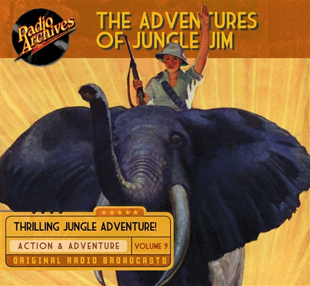 The Adventures of Jungle Jim, Volume 9