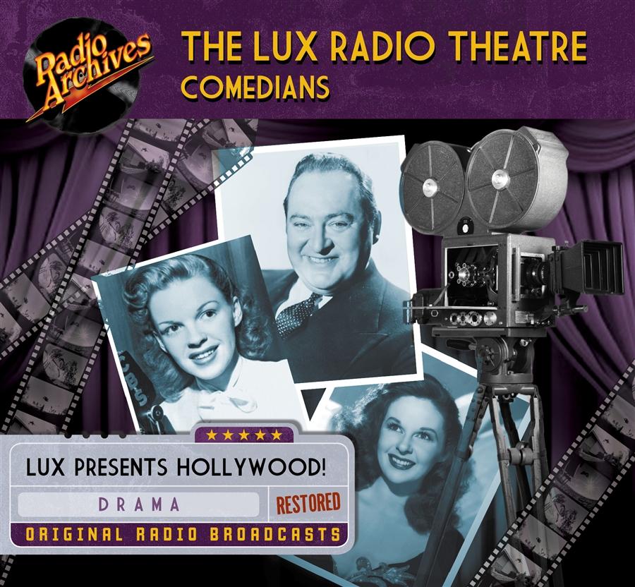 The lux radio theatre murder and mayhem.