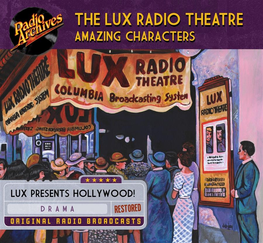 Lux radio theatre fun and fantasy.