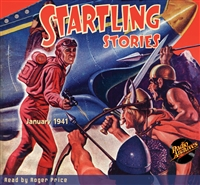 Startling Stories Audiobook January 1941