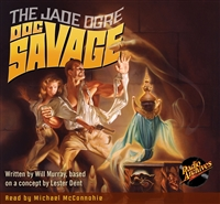 Doc Savage Audiobook - The Jade Ogre