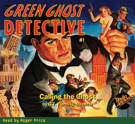 The Ghost, Super-Detective Audiobook #1 January 1940