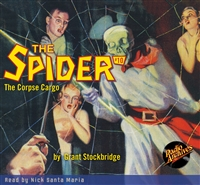 The Spider Audiobook - # 10 The Corpse Cargo