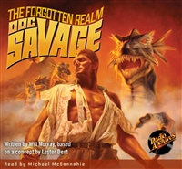 Doc Savage Audiobook - The Forgotten Realm