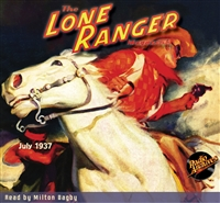 The Lone Ranger Magazine Audiobook #4 July 1937