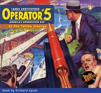 Operator #5 Audiobook - #03 The Yellow Scourge