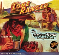 The Lone Ranger Magazine Audiobook #5 August 1937