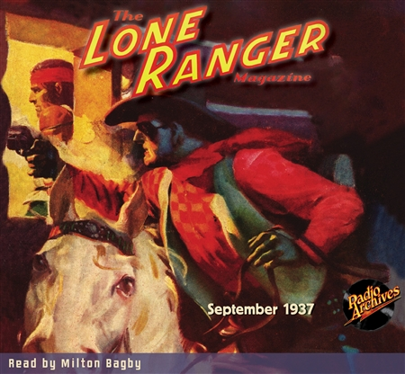 The Lone Ranger Magazine Audiobook #6 September 1937
