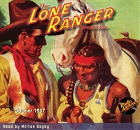 The Lone Ranger Magazine Audiobook #7 October 1937
