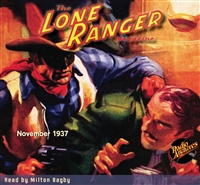 The Lone Ranger Magazine Audiobook #8 November 1937