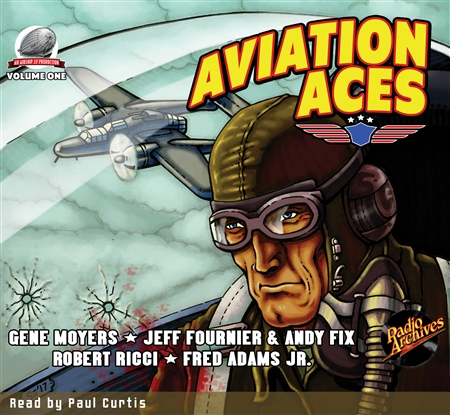 Aviation Aces Audiobook Volume 1
