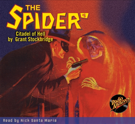 The Spider Audiobook - #  6 Citadel of Hell