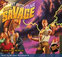 Doc Savage Audiobook - Flight Into Fear